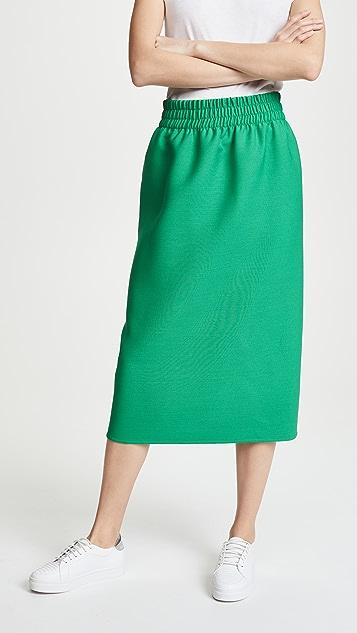 Marc Jacobs Elastic Waist Pencil Skirt