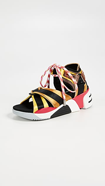 3a39d0519fc Marc Jacobs Somewhere Sport Sandals