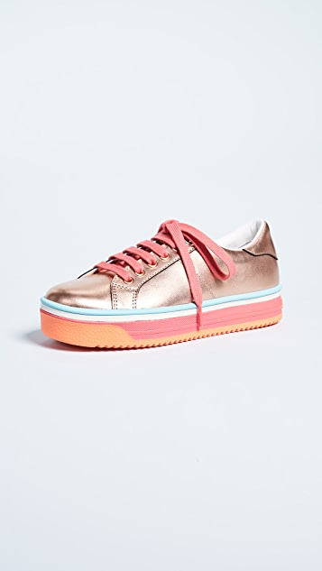 Marc Jacobs Empire Multicolor Sole Sneaker Yzny4mS