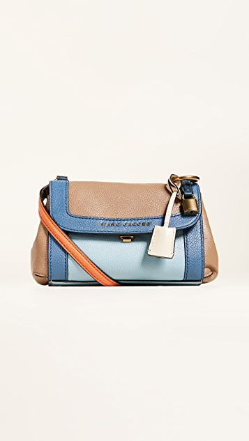 Marc Jacobs Mini Colorblocked Boho Grind Bag