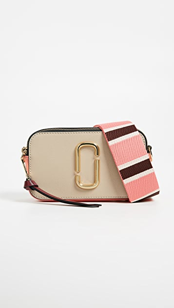 Marc Jacobs Snapshot Camera Bag - Light Slate