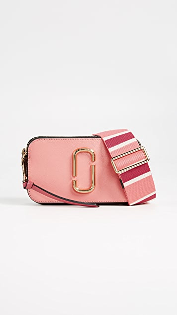 Marc Jacobs Snapshot Camera Bag - Coral Multi