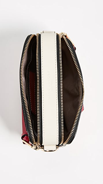 Marc Jacobs Сумка в форме фотоаппарата Snapshot
