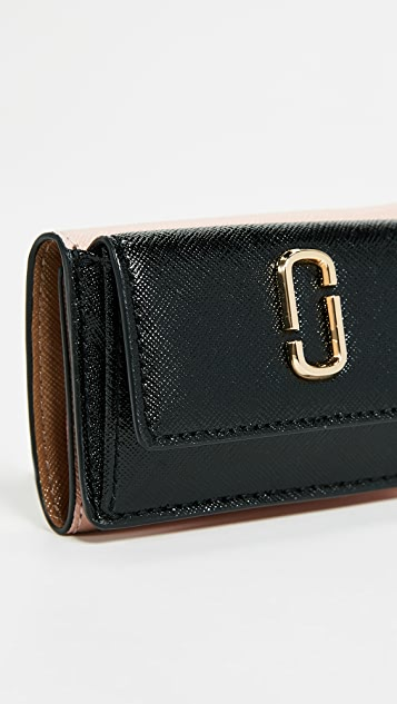 Marc Jacobs Snapshot Mini Trifold Wallet