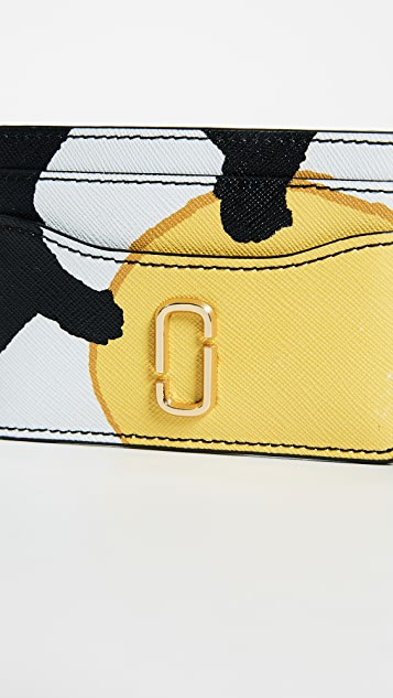 Marc Jacobs Snapshot Daisy Card Case