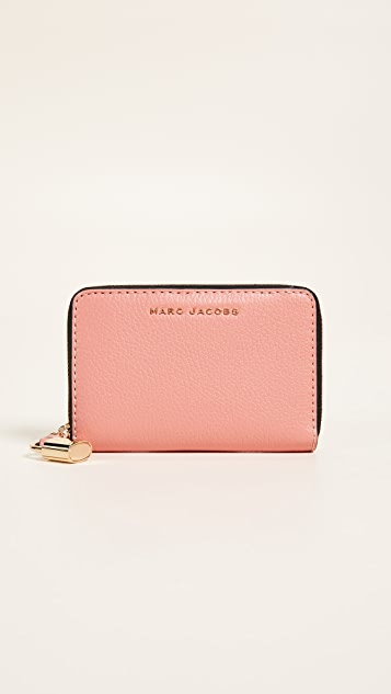 Marc Jacobs The Grind Small Standard Wallet