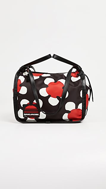 Marc Jacobs Sport Bag Nylon Shopping Tote - Sport Daisy