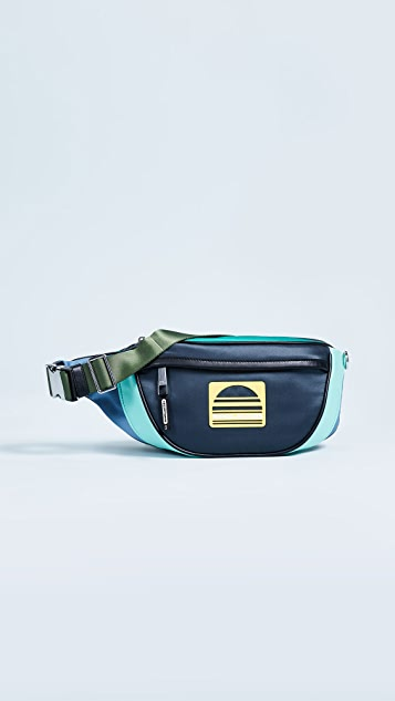 Marc Jacobs Fanny Pack - Mint Multi