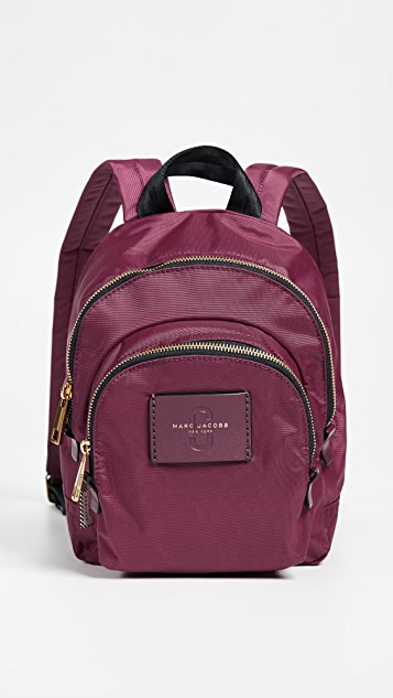 Marc Jacobs Mini Double Pack Backpack - Burgundy