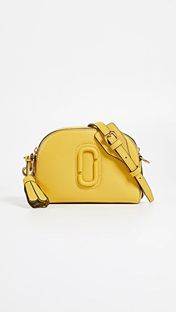 Marc Jacobs Shutter Cross Body Bag - Sunshine