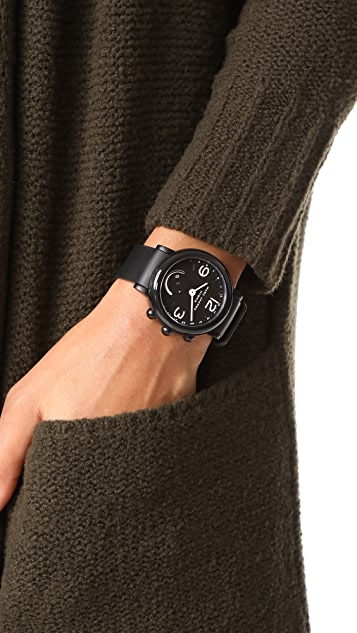 Marc Jacobs Riley Hybrid Tech Watch