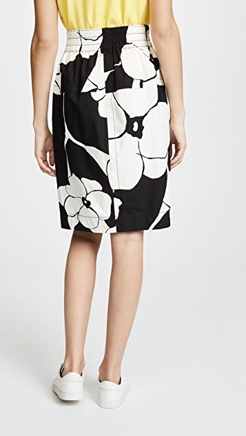 Marc Jacobs Below the Knee Skirt