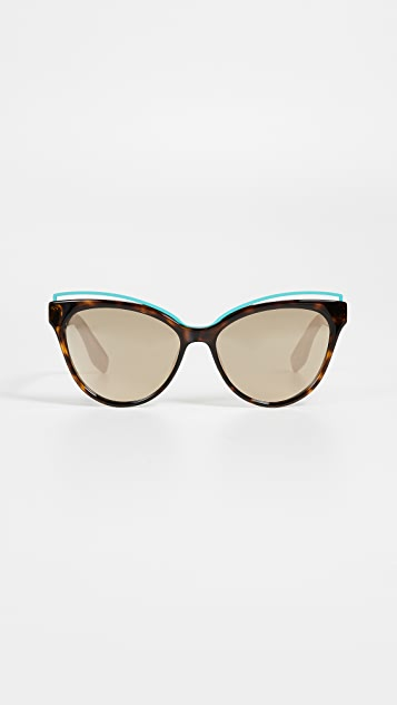Marc Jacobs Cat Eye Frame Sunglasses