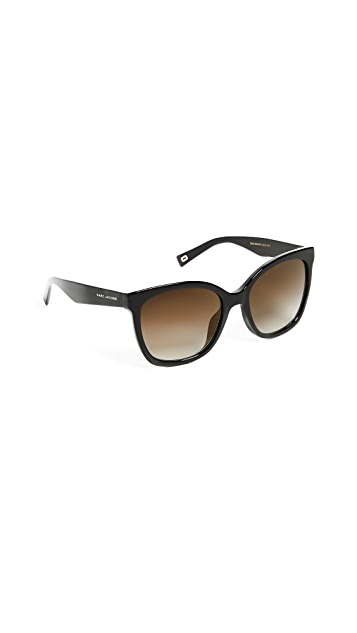 Marc Jacobs Square Framed Sunglasses