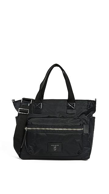 The Marc Jacobs Nylon Biker Baby Bag