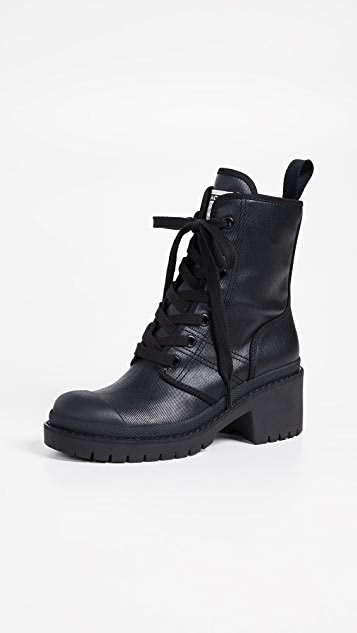 Marc Jacobs Bristol Laced Up Boots