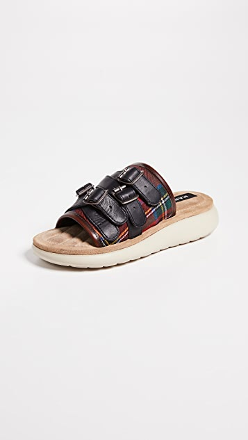Marc Jacobs Emerson Multi Strap Sport Sandals