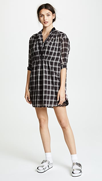 Marc Jacobs Drop Shoulder Dress