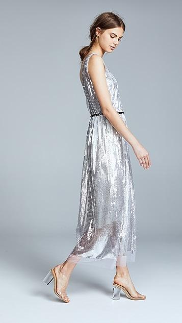 Marc Jacobs Scoop Neck Dress
