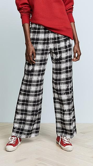 Marc Jacobs Elastic Waist Pants