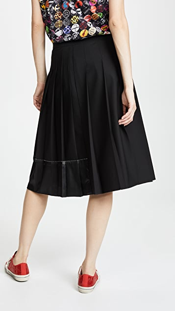 Marc Jacobs Pleated Skirt with Zip