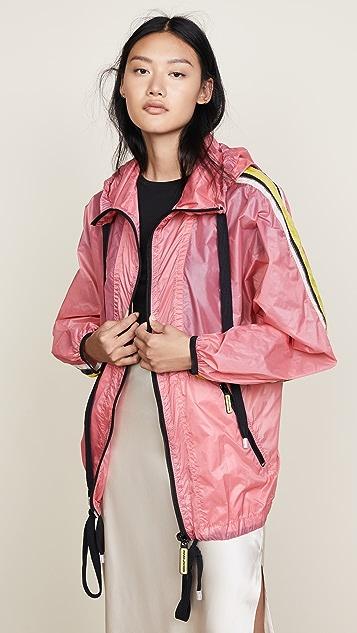 Marc Jacobs Hooded Windbreaker