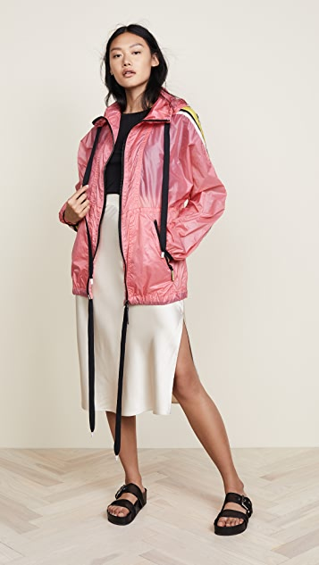 Marc Jacobs Hooded Windbreaker