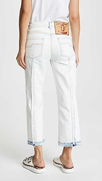 Marc Jacobs Cropped Denim Pants