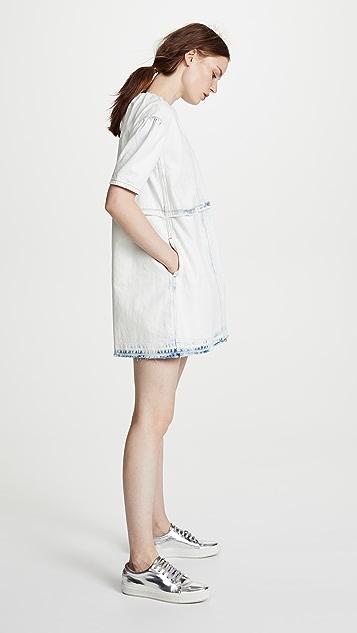 Marc Jacobs Denim Mini Dress