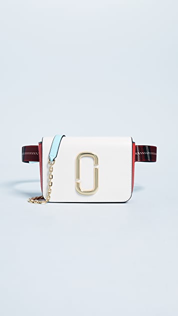 Marc Jacobs Hip Shot Convertible Belt Bag