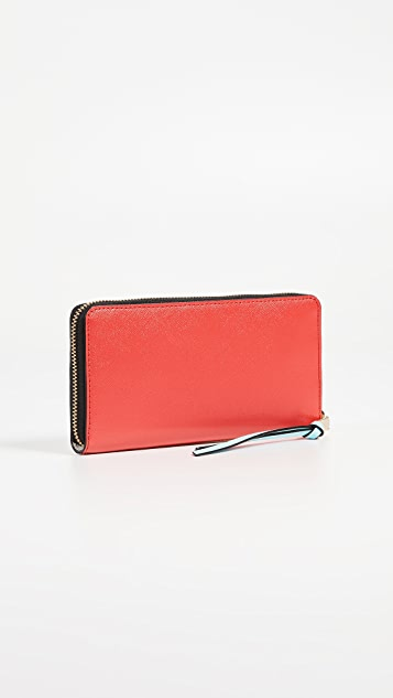 The Marc Jacobs Snapshot Standard Continental Wallet