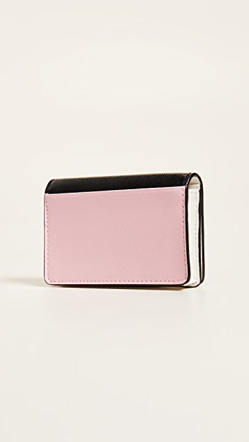 The Marc Jacobs Snapshot Business Card Case