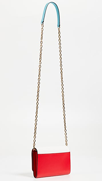 Marc Jacobs Snapshot Wallet on a Chain