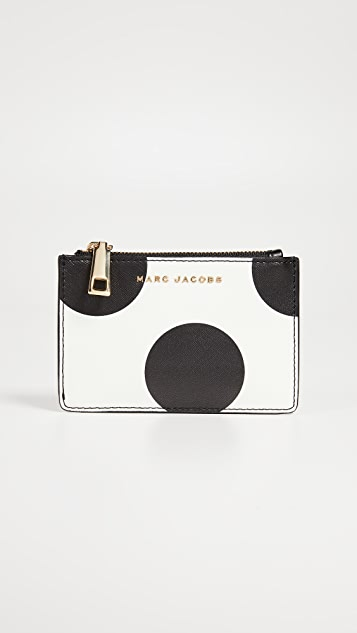 Marc Jacobs Top Zip Multi Wallet