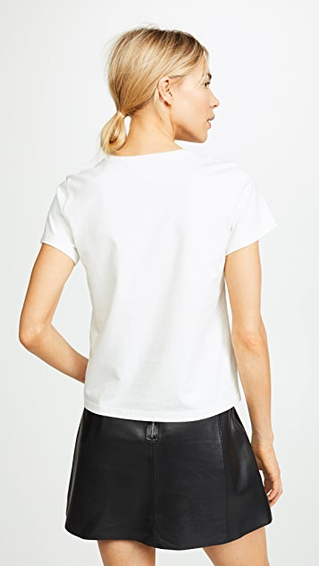 The Marc Jacobs Reverse Logo Tee