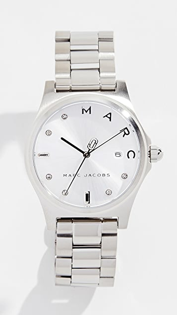 Marc Jacobs Henry Watch, 36mm
