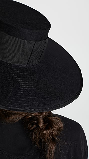 The Marc Jacobs Large Boater Hat