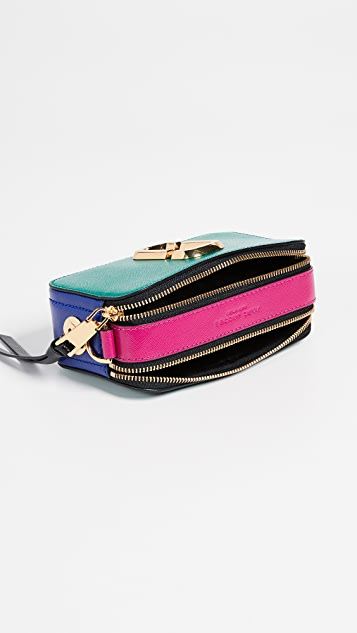 Marc Jacobs Snapshot Buttons Crossbody Bag