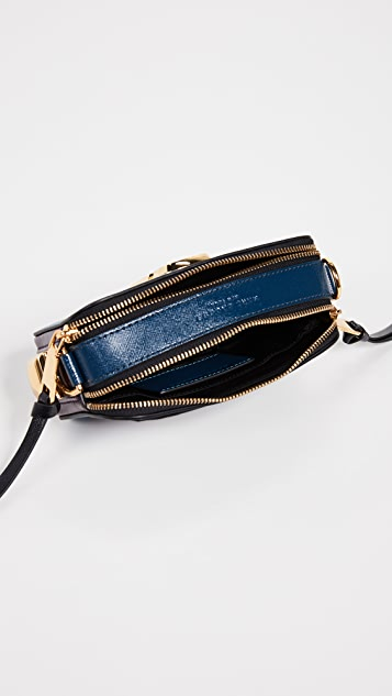 Marc Jacobs Snapshot Studs Crossbody Bag