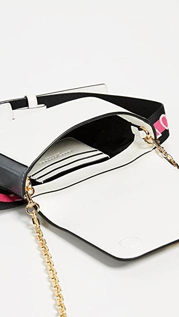 Marc Jacobs Small Hip Shot Marc Jacobs Convertible Belt Bag