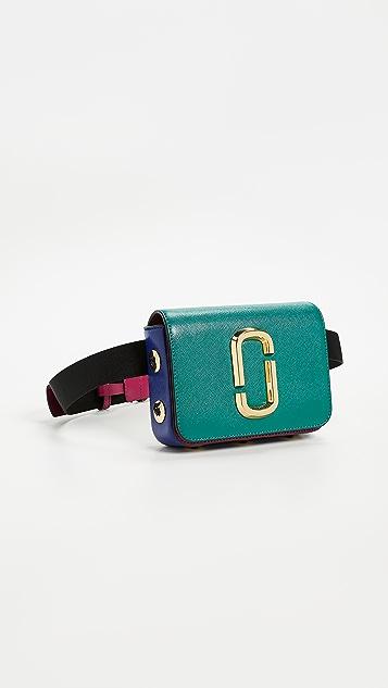 The Marc Jacobs Hip Shot Buttons Convertible Belt Bag