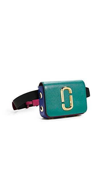 Marc Jacobs Hip Shot Buttons Convertible Belt Bag