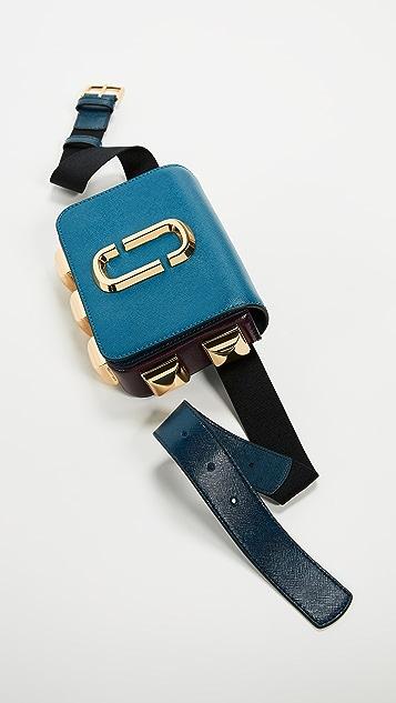 8cbebc87cf66 Marc Jacobs Hip Shot Studs Convertible Belt Bag | SHOPBOP