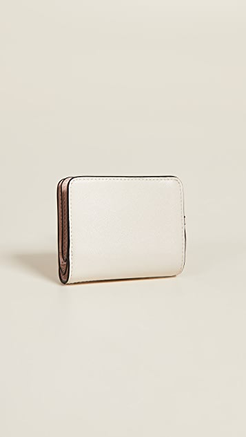 Marc Jacobs Snapshot Mini Compact Wallet