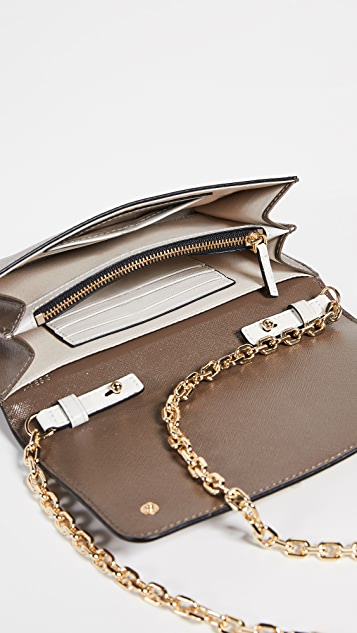 The Marc Jacobs Snapshot Wallet on Chain