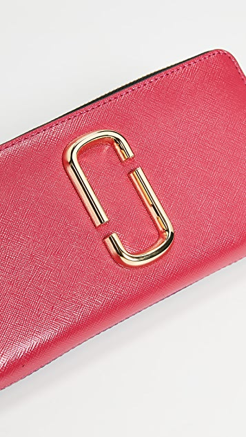 Marc Jacobs Snapshot Standard Continental Wallet