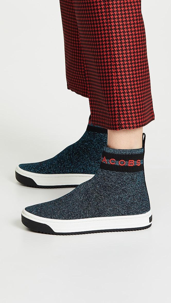 The Marc Jacobs Dart Sock Sneakers