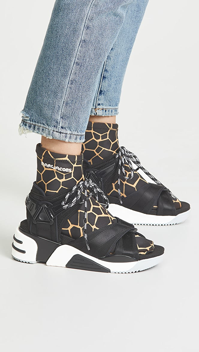 The Marc Jacobs Somewhere Sport Sandals