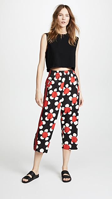 Marc Jacobs Cropped Track Pants