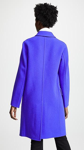 Marc Jacobs Notch Collar Coat